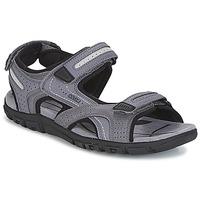 Schoenen Heren Sandalen / Open schoenen Geox S.STRADA D Grijs