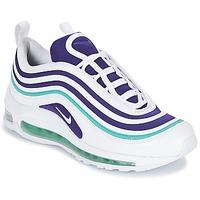 Schoenen Dames Lage sneakers Nike AIR MAX 97 ULTRA '17 SE W Wit / Violet / Groen