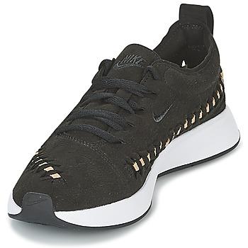 a8a7094ee18 hete verkoop 2019 Schoenen Dames Lage sneakers Nike DUALTONE RACER WOVEN W  Zwart