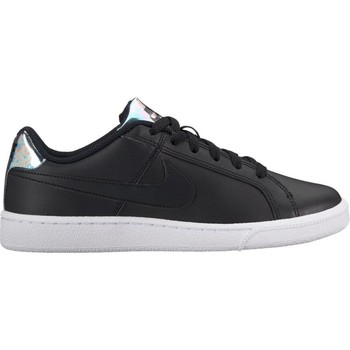 Schoenen Dames Lage sneakers Nike Women's  Court Royale Shoe NEGRO