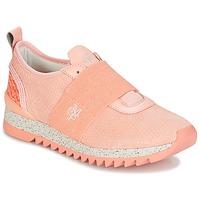 Schoenen Dames Lage sneakers Marc O'Polo GARIS Roze / Beige