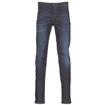 Textiel Heren Skinny jeans Sisley FLAGADU Blauw / Donker