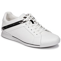 Schoenen Heren Lage sneakers Guess NEW GEORG Wit
