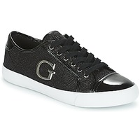 Schoenen Dames Lage sneakers Guess ELLY Zwart