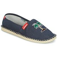 Schoenen Espadrilles Havaianas ORIGINE FUN Denim