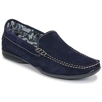 Schoenen Heren Mocassins So Size BEALO Marine