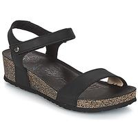 Schoenen Dames Sandalen / Open schoenen Panama Jack CAPRI Zwart