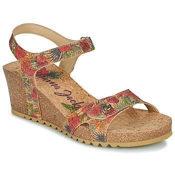 Schoenen Dames Sandalen / Open schoenen Panama Jack JULIA Beige