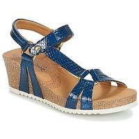 Schoenen Dames Sandalen / Open schoenen Panama Jack VIOLETTA Marine