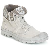 Schoenen Laarzen Palladium US BAGGY Metaal