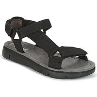 Schoenen Dames Sandalen / Open schoenen Camper ORUGA SANDAL Zwart