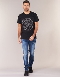 Textiel Heren Skinny jeans Diesel THOMMER Blauw / 084mx