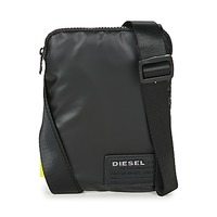 Tassen Heren Tasjes / Handtasjes Diesel DISCOVER SMALLCROSS Zwart