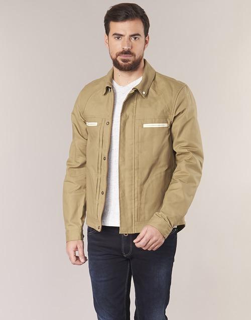 Textiel Heren Wind jackets Scotch & Soda BROLAN Beige