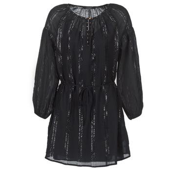 Textiel Dames Korte jurken Maison Scotch DRAGUO Zwart