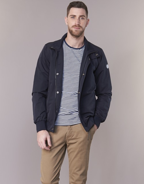 Textiel Heren Wind jackets Scotch & Soda POLAFE Marine