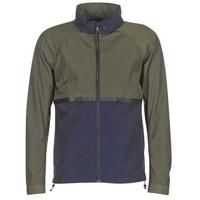 Textiel Heren Wind jackets Scotch & Soda OFENON Marine / Kaki