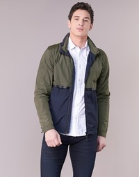 Textiel Heren Wind jackets Scotch & Soda OFENON Marine / Kaki
