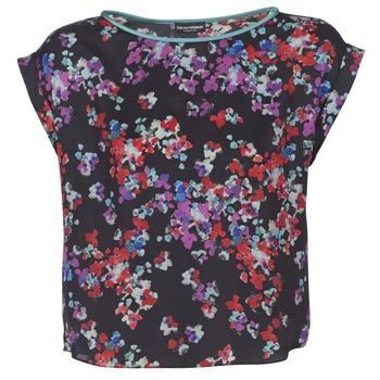 Textiel Dames Tops / Blousjes Emporio Armani MORI Multicolour