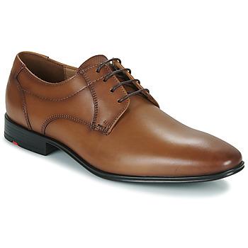 Schoenen Heren Derby Lloyd OSMOND Cognac