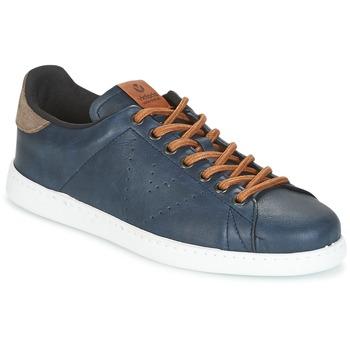 Schoenen Heren Lage sneakers Victoria DEPORTIVO PU CONTRASTE Blauw