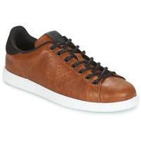Schoenen Heren Lage sneakers Victoria DEPORTIVO PU CONTRASTE Bruin