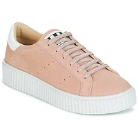 Schoenen Dames Lage sneakers No Name PICADILLY SNEAKER Roze