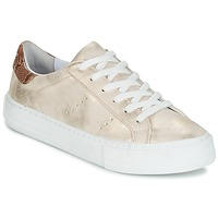 Schoenen Dames Lage sneakers No Name ARCADE GLOW Beige