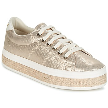 Schoenen Dames Lage sneakers No Name MALIBU GLOW Goud