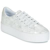 Schoenen Dames Lage sneakers No Name PLATO SNEAKER Zilver