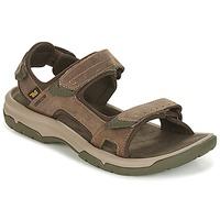 Schoenen Heren Sandalen / Open schoenen Teva LANGDON SANDAL Bruin