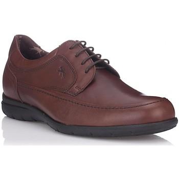 Schoenen Heren Derby Fluchos 8498 Bruin