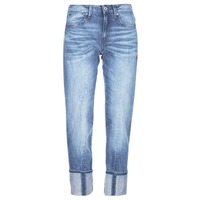 Textiel Dames ¾ jeans & 7/8 jeans G-Star Raw LANC 3D HIGH STRAIGHT 11ozsena