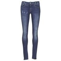 Textiel Dames Skinny Jeans G-Star Raw D-STAQ 5 PKT MID SKINNY Medium / Vintage / Restored