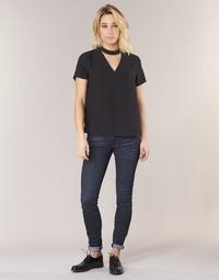 Textiel Dames Skinny Jeans G-Star Raw 5622 MID SKINNY Leunt / Kbkqd