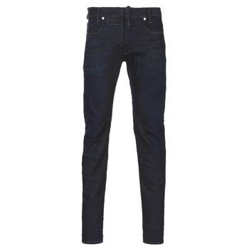 Textiel Heren Skinny jeans G-Star Raw D STAQ 5 PKT SLIM Blauw