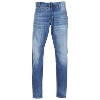 Textiel Heren Straight jeans G-Star Raw D STAQ 5 PKT TAPERED  fleck