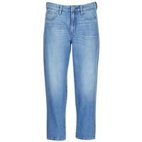 Textiel Dames Boyfriend jeans G-Star Raw 3301 HIGH BOYFRIEND 7/8 WMN Vintage / Klein / Destroy