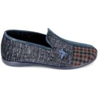 Schoenen Heren Sloffen Boissy Pantoufle JH56257 Marine Blauw
