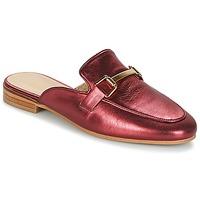 Schoenen Dames Leren slippers Jonak SIMONE Roze
