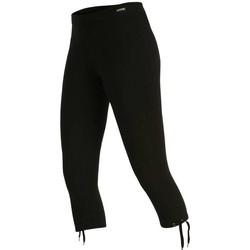 Textiel Dames Leggings Litex Sportswear Dames 3/4 sportlegging, wit, zwart of donkergrijs Anders