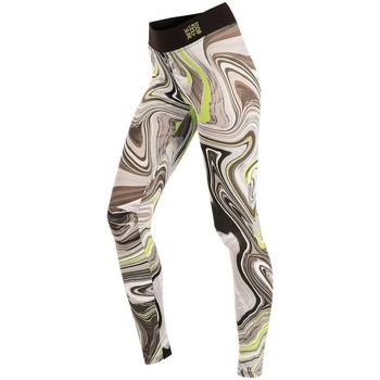 Textiel Dames Leggings Litex Sportswear Dames sportlegging Elin grijs