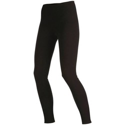 Textiel Dames Leggings Litex Sportswear Dames legging, zwart of paars Anders