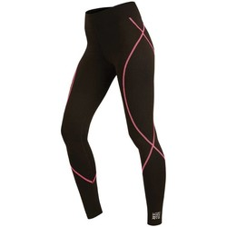 Textiel Dames Leggings Litex Sportswear Dames sportlegging Lara zwart