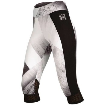 Textiel Dames Leggings Litex Sportswear Grijze dames sportlegging in 3/4 lengte Anders