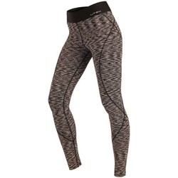 Textiel Dames Leggings Litex Sportswear Grijze dames sportlegging Sterre Anders
