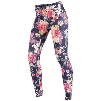 Textiel Dames Leggings Litex Sportswear Dames sportlegging Olivia, gebloemd multicolor