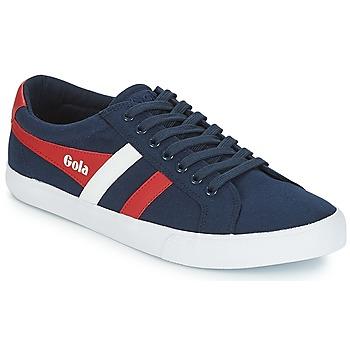 Schoenen Heren Lage sneakers Gola VARSITY Marine / Wit / Rood