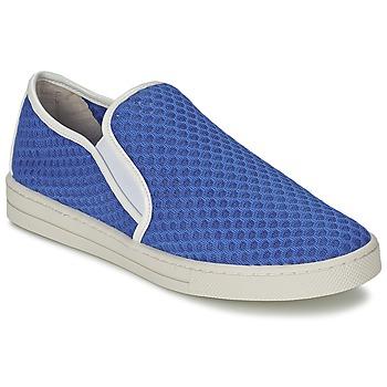 Schoenen Dames Instappers Mellow Yellow SAJOGING Blauw