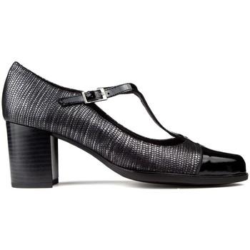 Schoenen Dames pumps Kroc S  CUERO NEGRO